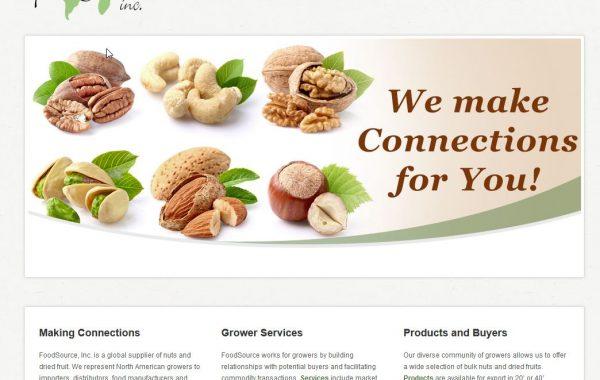 Website – Food Source
