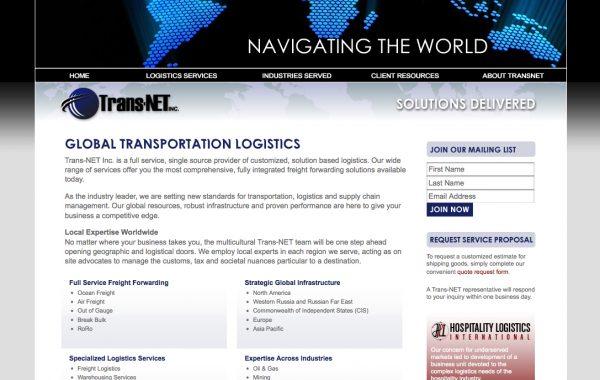 Website – TransNet